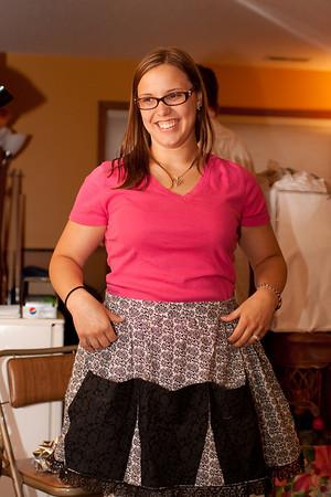 2009 Mike & Kirsten Wedding Present Opening