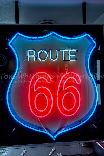 Route 66 Part 2....Tulsa, OK to Lupton, AZ
