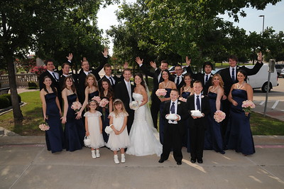6-23-2013 Kirstie & Andy Family-Bridal Party