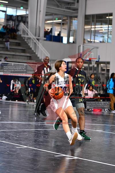 Academy of the Holy Cross (MD) Girls Varsity Basketball 12-13-19 | She Got Game