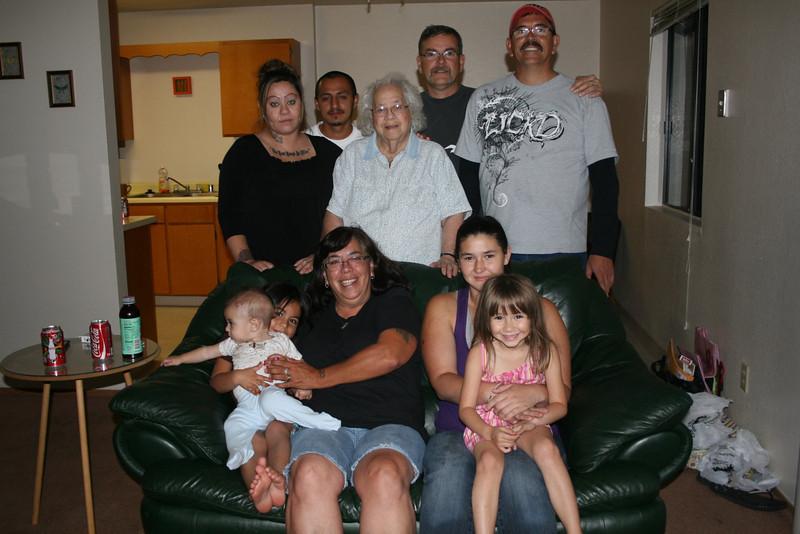 Lyndsay, Lorenzo, Agnes, Joe, Gary, Alondra, Judy, Aiden, Janna, Savannah