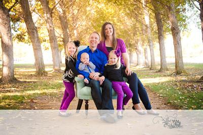 The Parker Family Mini-Session