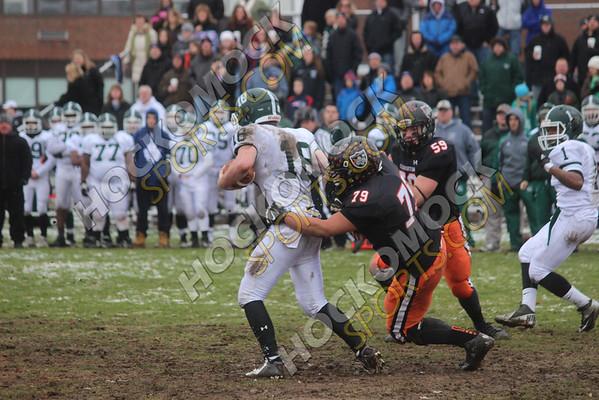 Stoughton-Canton Football Thanksgiving 2014