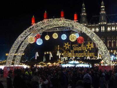Wien - Julmarknad