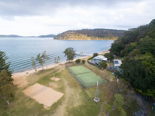 Currawong Getaway August 2018 - Drone Shots