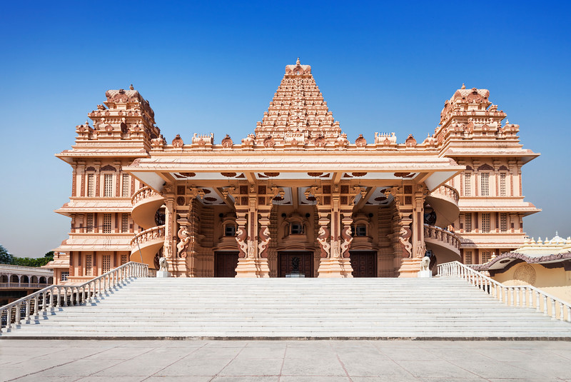 Chhattarpur Temple (Chhatarpur Shri Adhya Katyani Shakti Peeth Mandir)