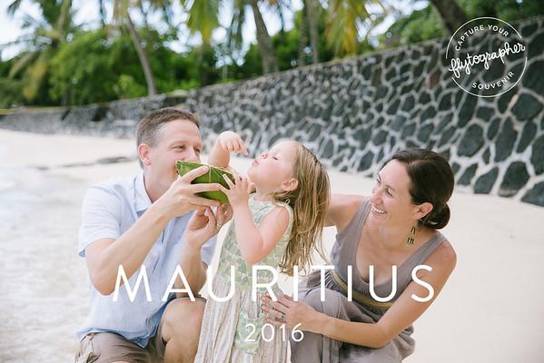Mauritius 2016 Flytographer Photos