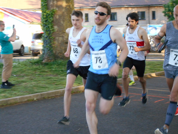 2 Mile Race MAY 2019