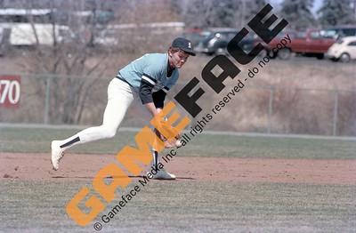 1984-1985 Men's Baseball