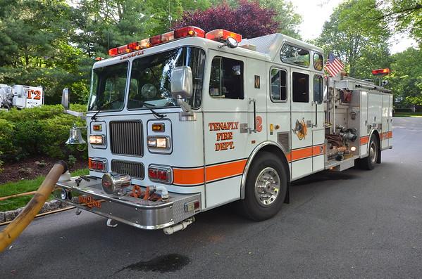 06/13/15 - Tenafly, NJ - Working Fire