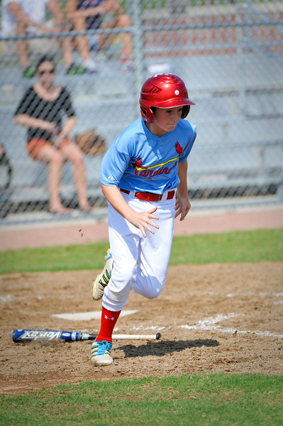 Cardinals May 2012 League Play