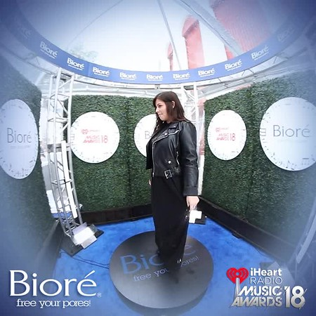 360 Videos - 3.11.2018 - Bioré - iHeartAwards 2018
