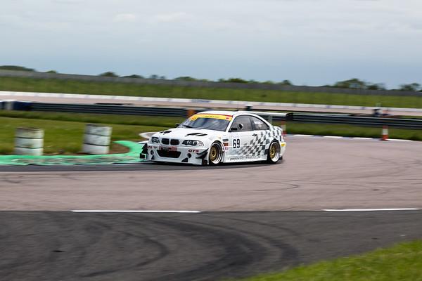Britcar Rockingham Raceway 2013