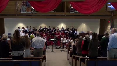 2017-12-17 St Thomas Service-Gloria by Vivaldi