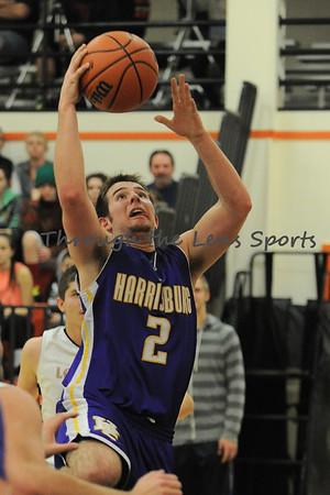 Harrisburg vs. Scio Boys HS Basketball