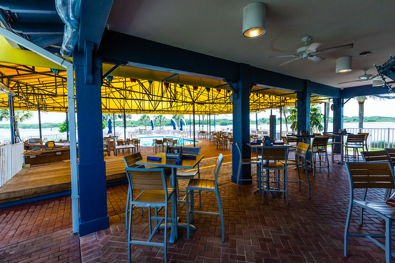 Blue Pointe Bar and Grille, located at 18701 SE Federal Highway, Tequesta, Florida on Tuesday, June 25. 2017. [JOSEPH FORZANO/palmbeachpost.com]