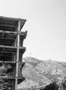 Válkou zničený Mostar