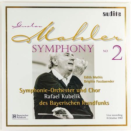 Audite 80.402 Mahler Sym 2