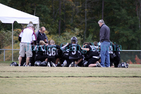 10yo War Eagles vs Jefferson - Oct. 24, 2009