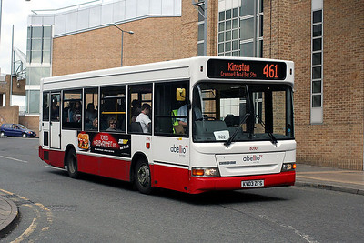 04. 03 Reg Buses around the UK
