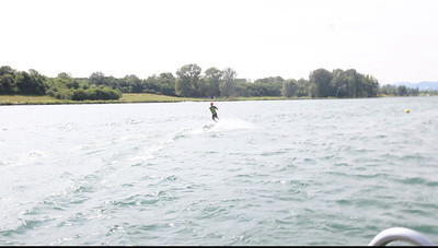 06 - Wakeboarding on the Danube June 2011