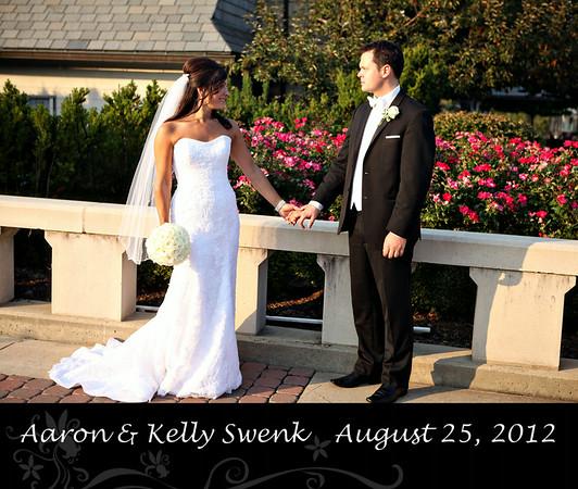 Kelly & Aaron 13x11 Wedding Album