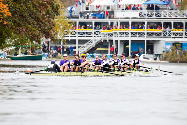 Head of the Charles - 2010 Men's Collegiate