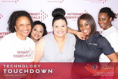 6.12.2019 - Comcast - Technology Touchdown