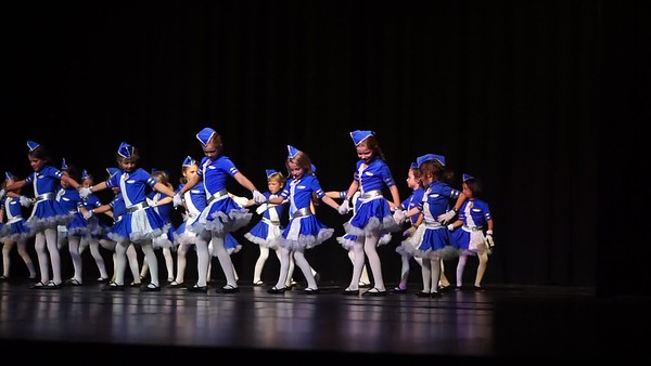 Alexandra's Dance Recital, Jun 2018