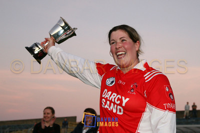 Tinahely Ladies 2009
