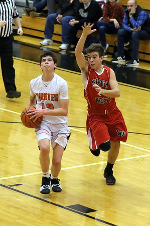 09JV Junior Varsity Boys:  South Webster JV at Wheelersburg JV 2018