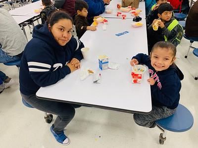 Parental Involvement Breakfast 2019