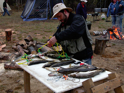 Pitre May Fishing Retreat 2007