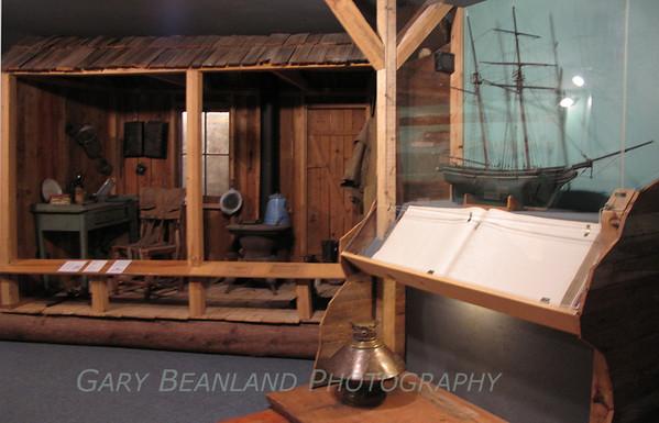 Museum & Permanent Exhibits 2011