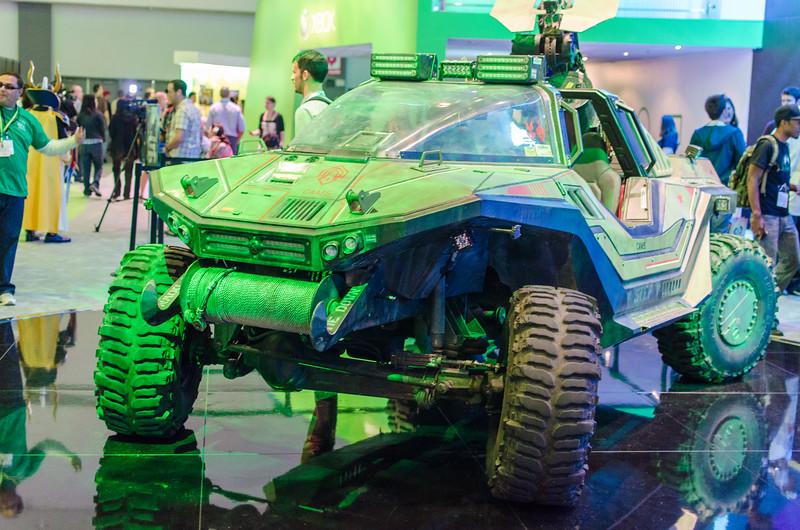 Halo 4 at E3 2012
