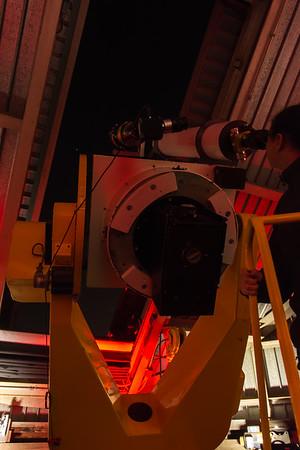 Telescope Observing 2017