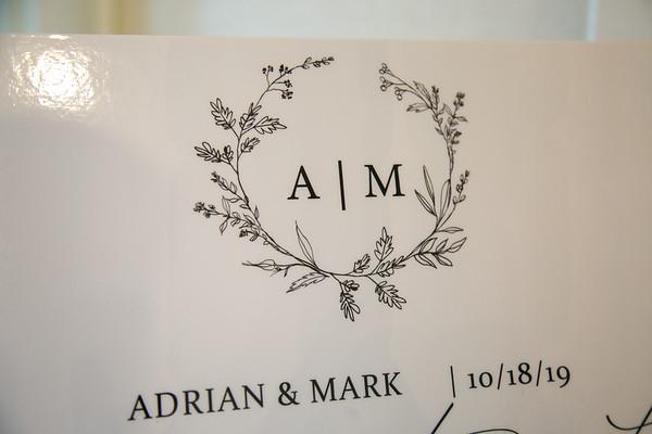 Mark Adrian Pre Ceremony