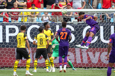 2018 Liverpool vs. Borussia Dortmund