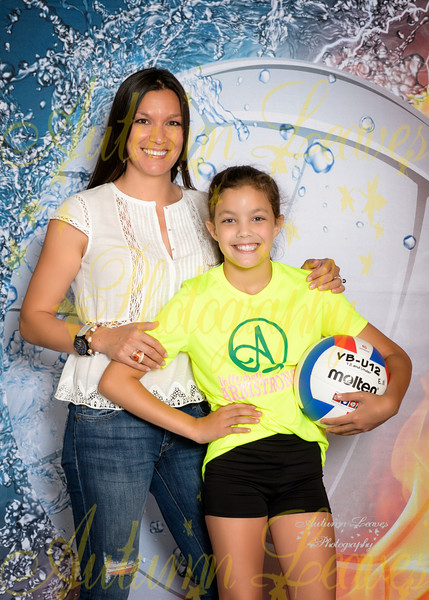 3G Armstrong Aces - PCYMCA Volleyball Spring 2016