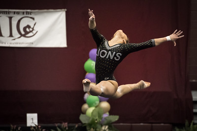 3/22/19, Gymnastics MIC