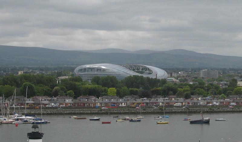 Aviva Stadium (rugby) - Dublin
