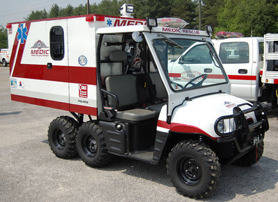 Medical Emergency Ambulance (MEDIC)