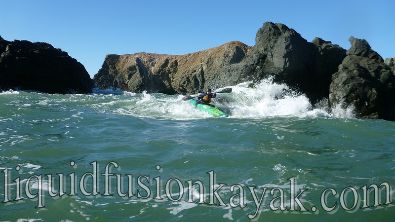 Whitewater of the Sea 2014