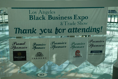2007 Los Angeles Black Business Expo - BBX