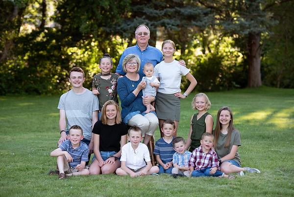 Betenson Family - 2019