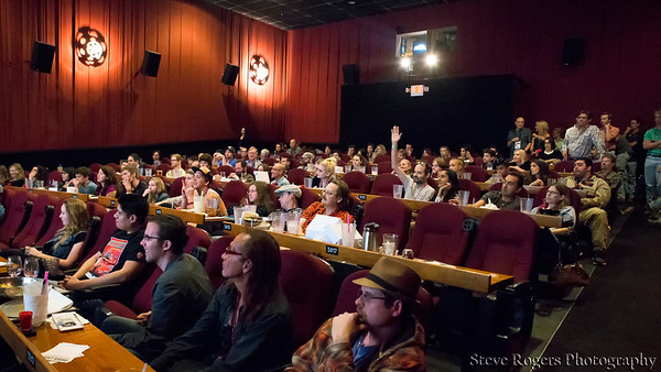 Blood Punch World Premiere at the Austin Film Festival