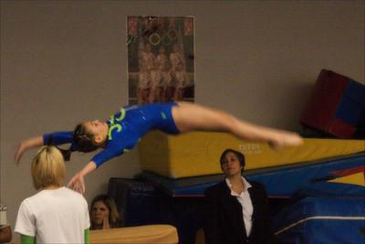 Gymnastics Home Meet