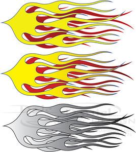 Flames & Graphics