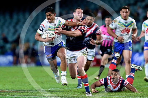 NRL. CANBERRA RAIDERS V SYDNEY ROOSTERS. RD 22. 10 AUGUST  2013