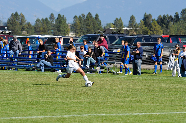 2010 Soccer vs Big Sky